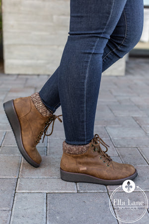 Comet Boots - Whiskey Brown