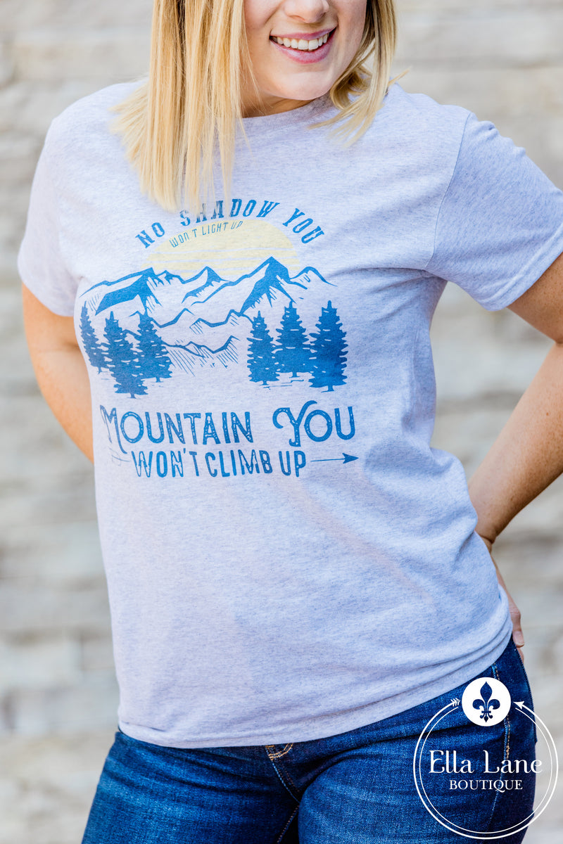 Mountain Tee FINAL SALE