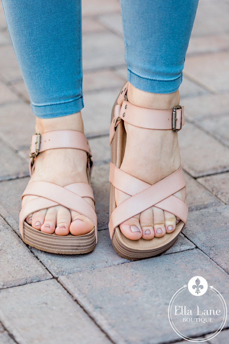 Makara Sandal Wedge