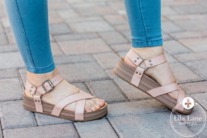Makara Sandal Wedge FINAL SALE
