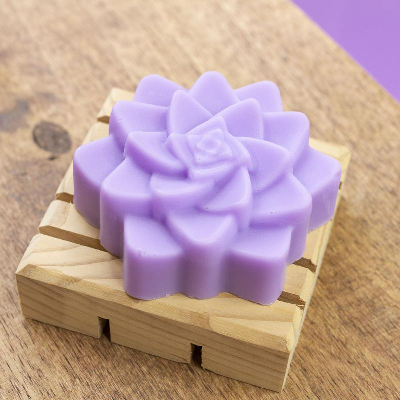Lavender Natural Essential Oil Soap