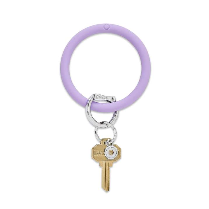 Silicone Big O® Key Ring - In The Cabana