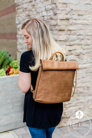 Caprice Foldever Backpack