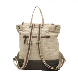 Cafes & Legumes Key Backpack Bag