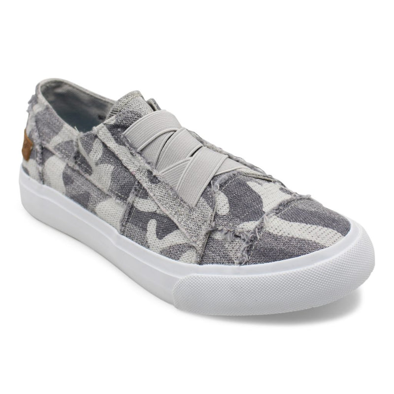 Marley Sneakers - Cement Concrete Camo
