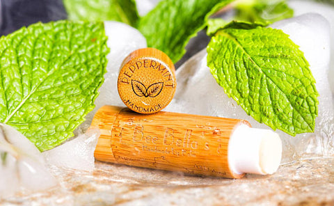 Beeswax Lip Balm - Peppermint