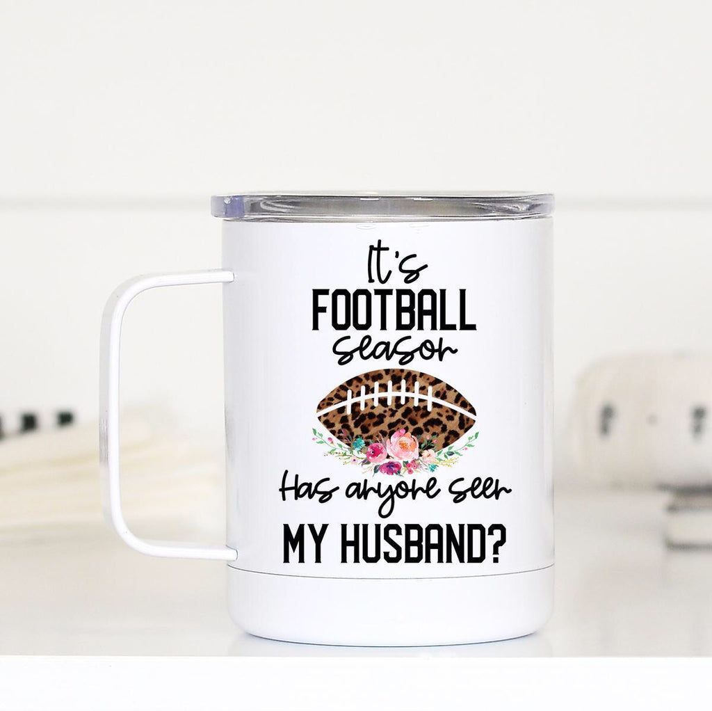 Football Season Travel Cup/Mug