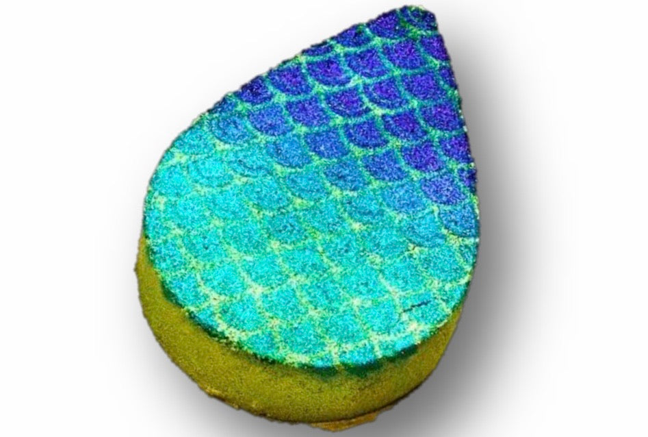 Mermaid Tears Bath Bomb