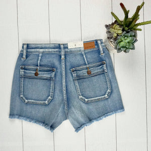 JB Patch Pocket Shorts