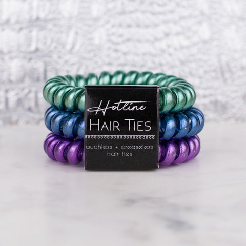 LUXE Hotline Hair Ties - Gemstones