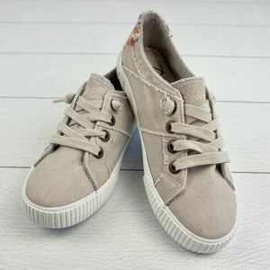 Fruit Sand Gray Canvas Sneaker