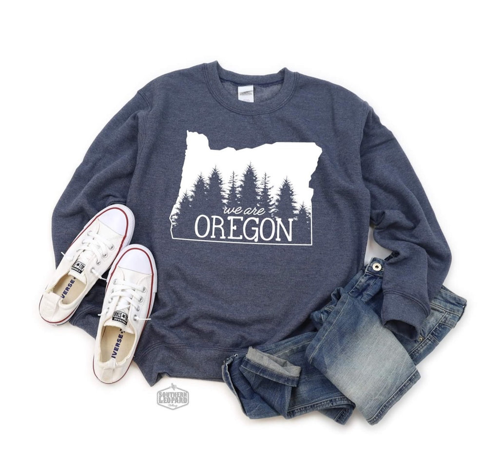 We Are Oregon Fundraiser Sweatshirt PREORDER