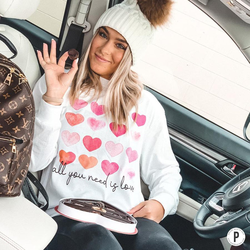 All You Need Is Love Long Sleeve Tee