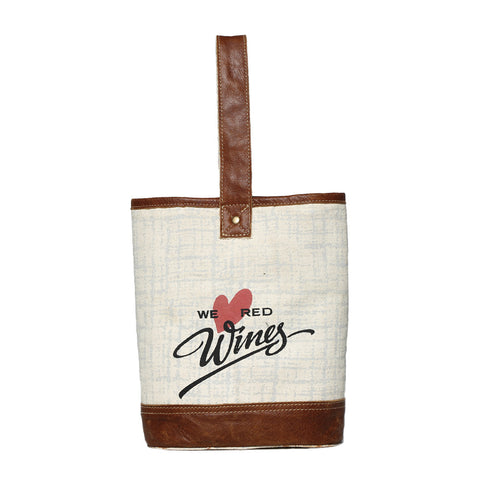 We Love Reds Double Wine Bag