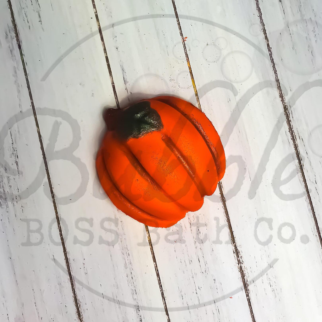 Harvest Pumpkin Bath Bomb