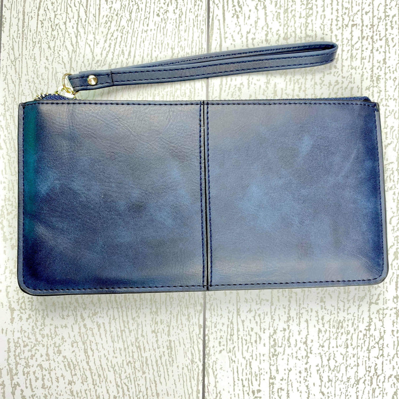 Slim Wallet - Navy