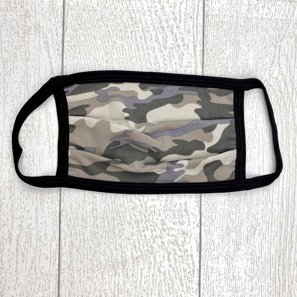 Dusty Camo Face Cover