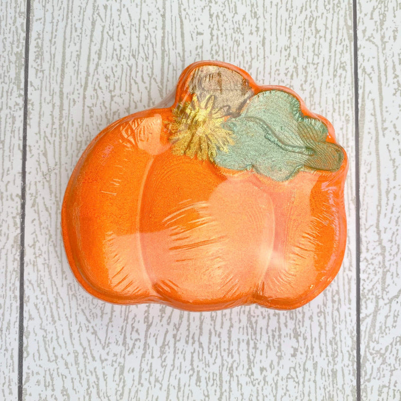 Harvest Pumpkin Bath Bomb FINAL SALE