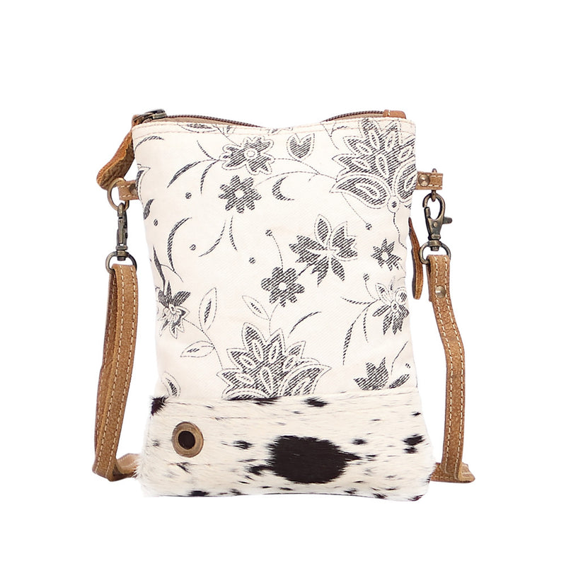 Bloom Bleach Small Crossbody Bag