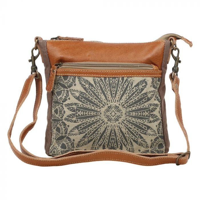 Dizzy Circle Small Crossbody Bag