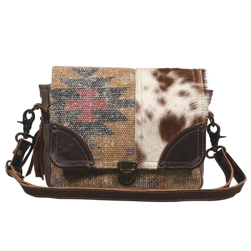 Whicky-Wacky Messenger Bag