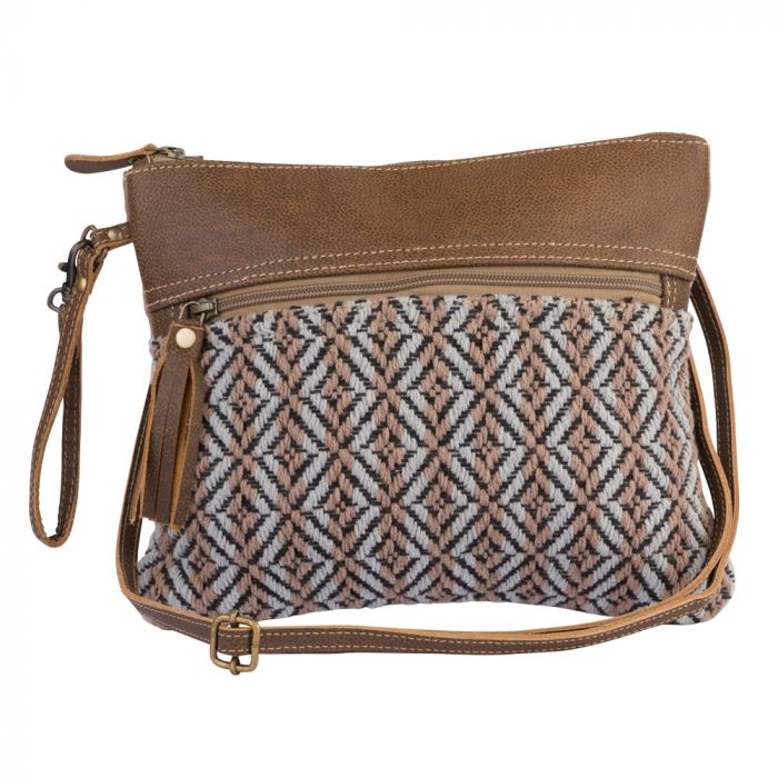 Dark Ebullience Small Crossbody Bag
