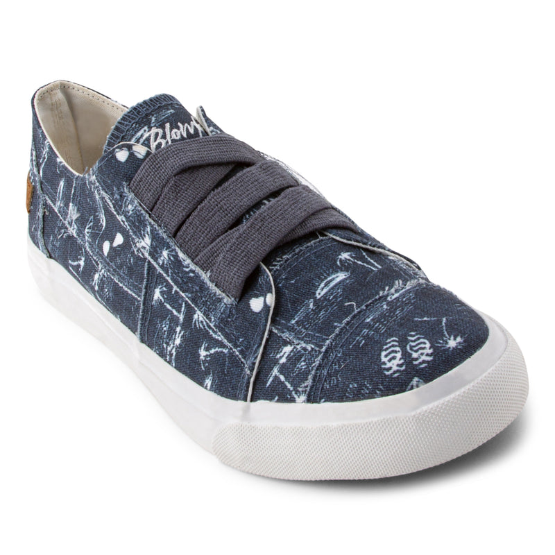 Marley Earth Sneakers - Navy Summer