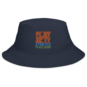 Strictly Flat Bucket Hat