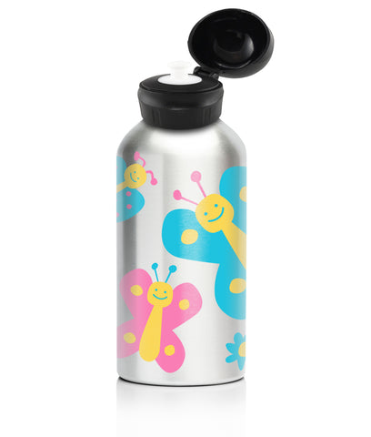 My Family 400ml SS Bottle - Butterfly