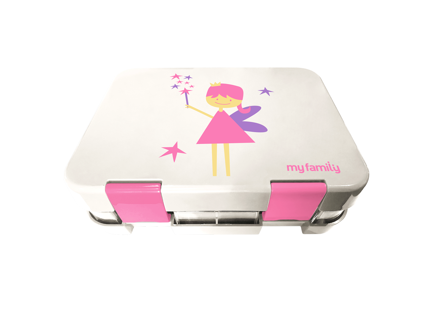 My Family Super Bento Lunchbox Fairy