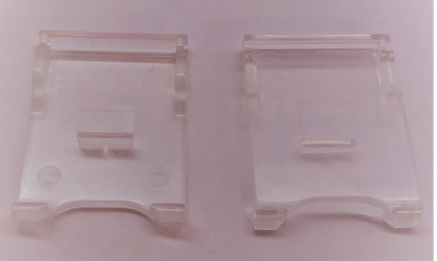 My Family Bento Spare Clips - Clear (Two Pack) - My Family Kids Brand