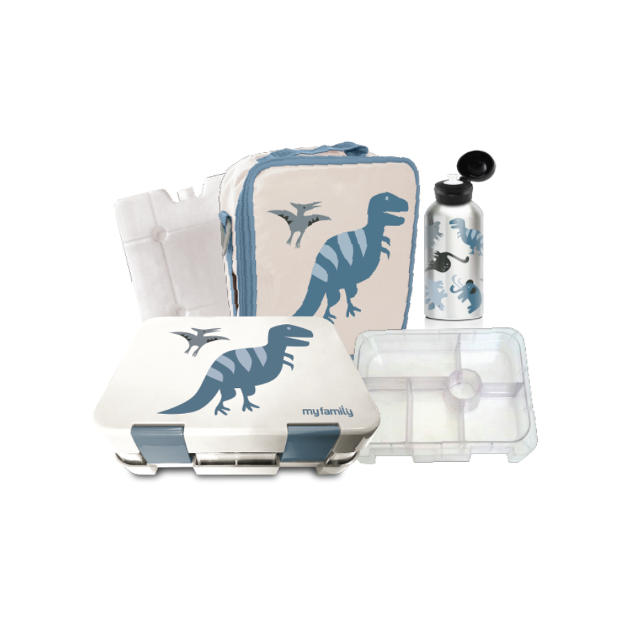 Dino Trex - My Family Lunch Bundle - My Family Kids Brand