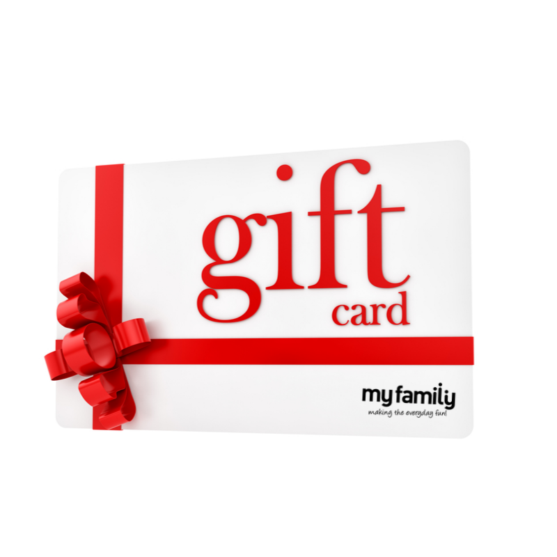 Gift Card - My Family Kids Brand