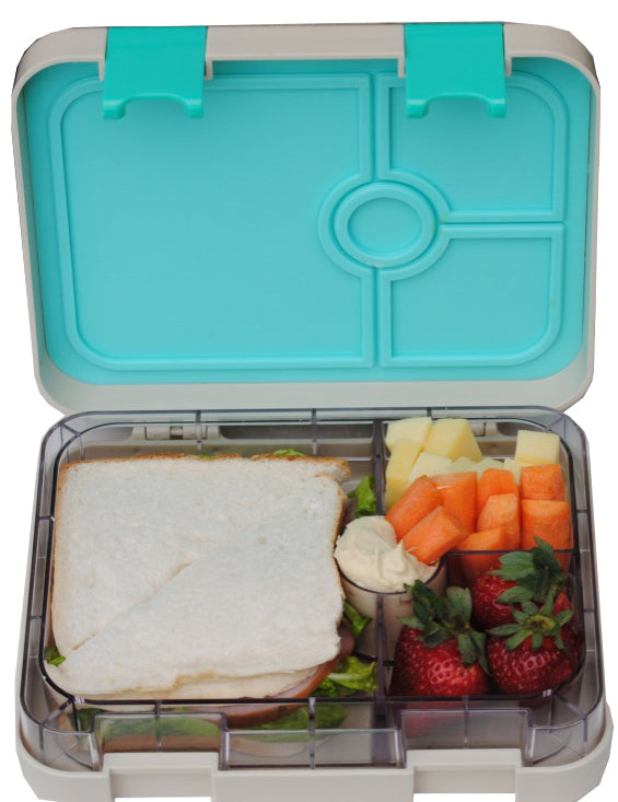 My Family Super Bento Replacement 4 Compartment Tray
