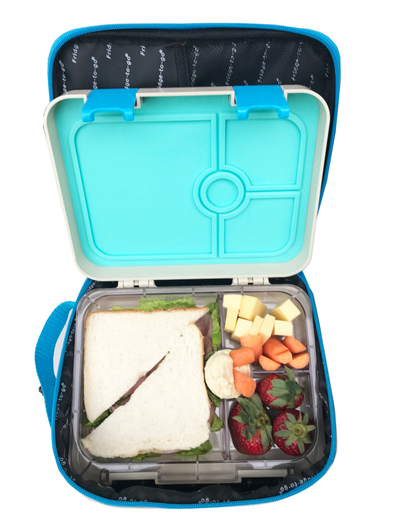 My Family Super Bento Replacement 4 Compartment Tray - My Family Kids Brand