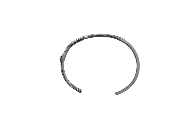 Thin Branch Bangle