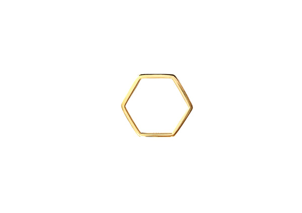 Thin Hexagonal Ring