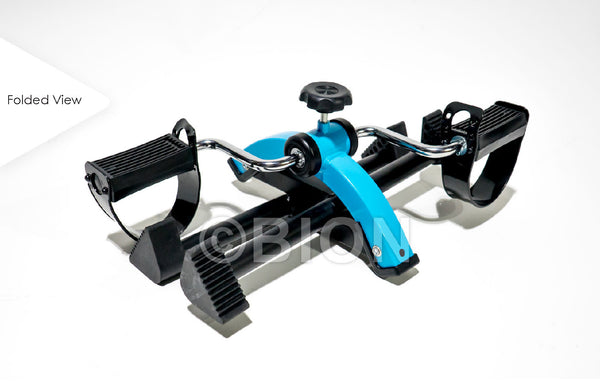 Pedal Exerciser Folded Profile