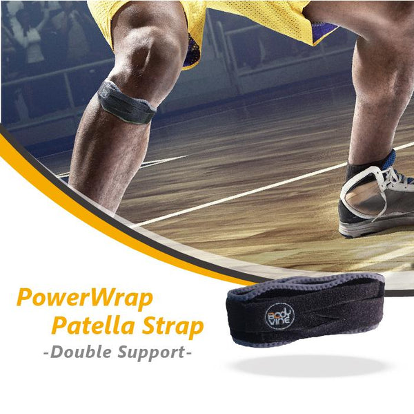 BODYVINE PowerWrap Patella Strap