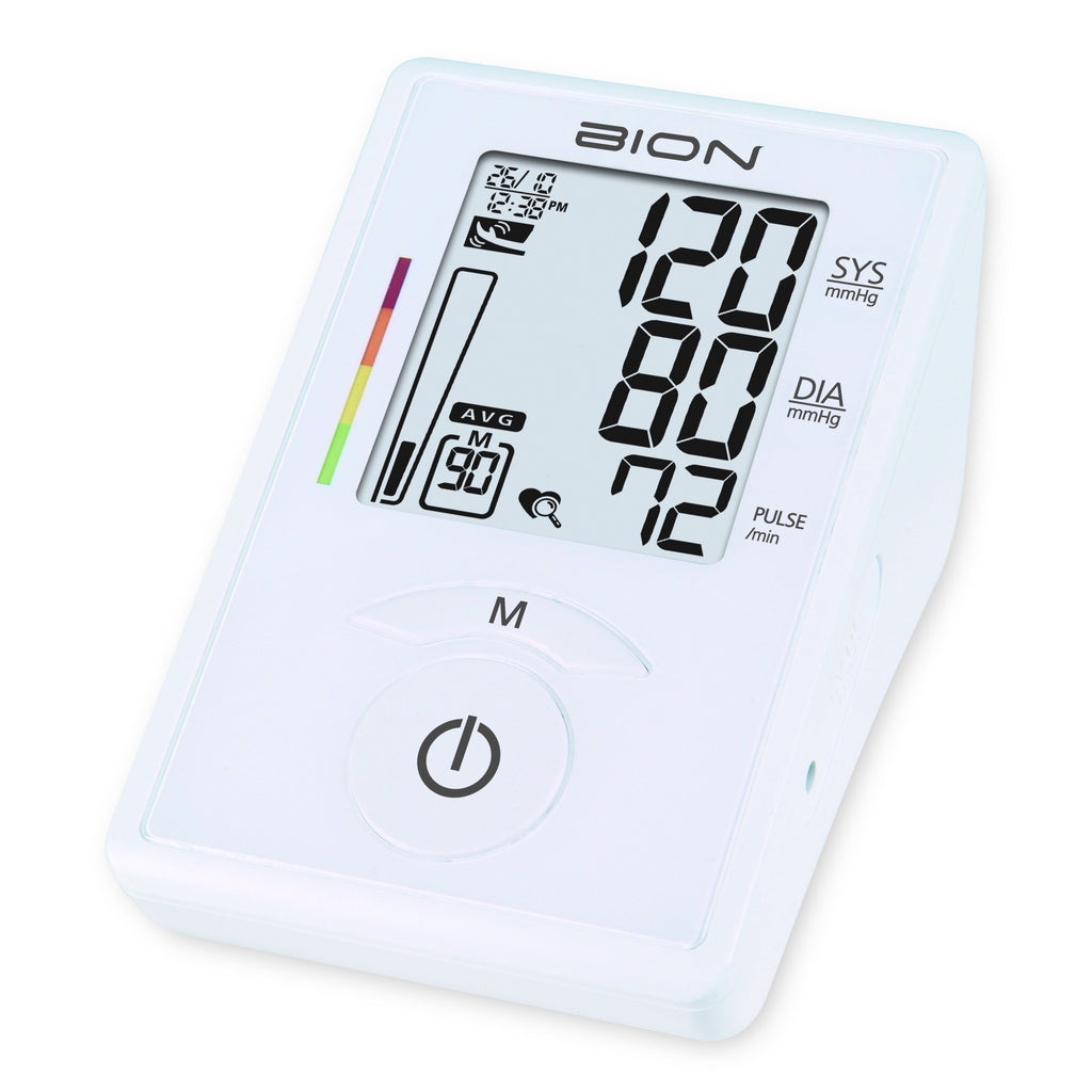 BION Automatic Upper Arm Blood Pressure Monitor MA350f
