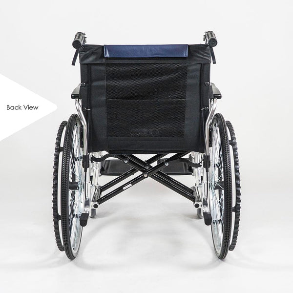 Wheelchair Back View