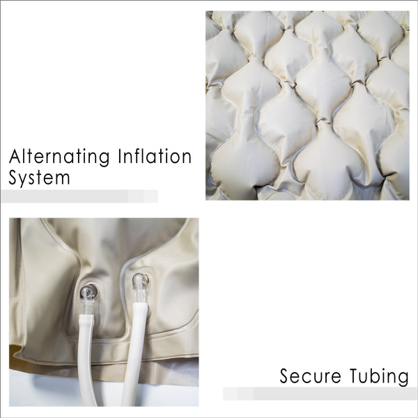Alternating Inflation System, Secure Tubing