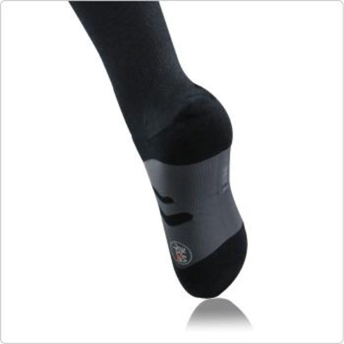 Arch Support Socks (Long) _ Side View