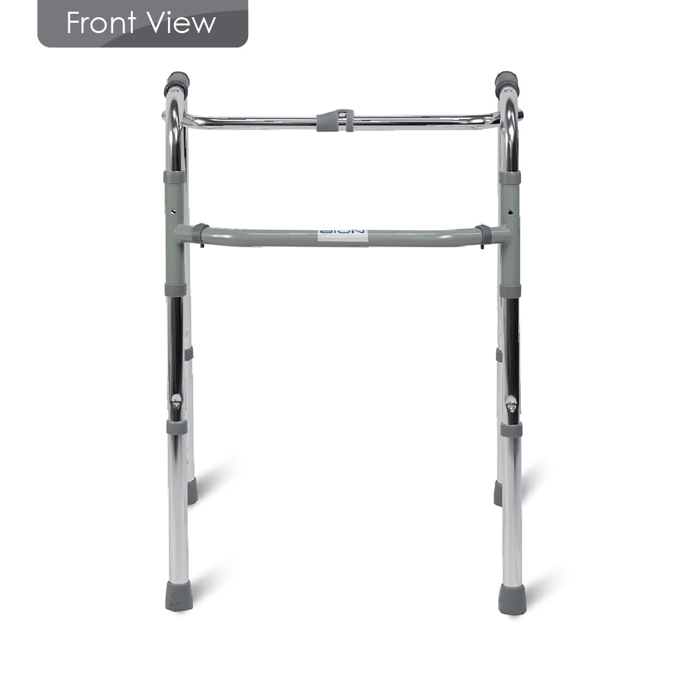 BION Walking Frame Front View