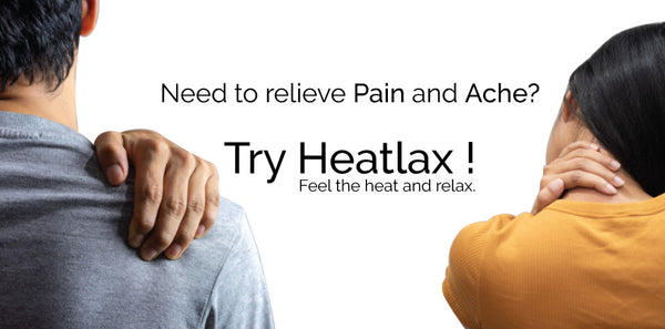 Relieve Body Pain and Aches