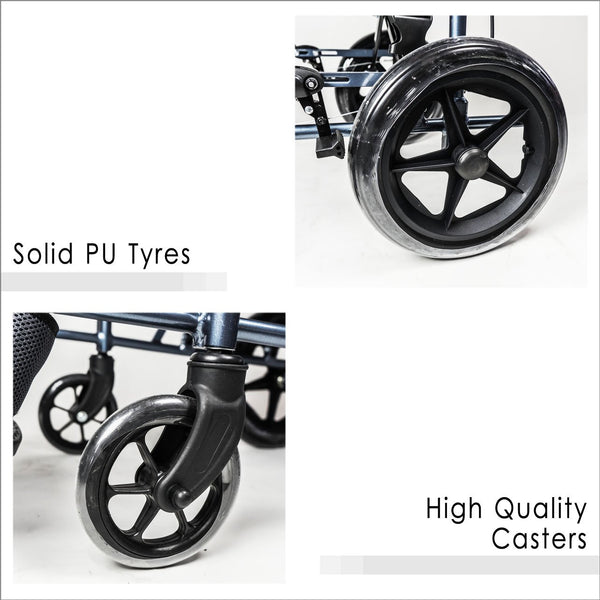 Solid PU Tyres and High Quality Casters