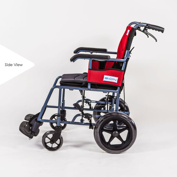 Pushchair Side Profile