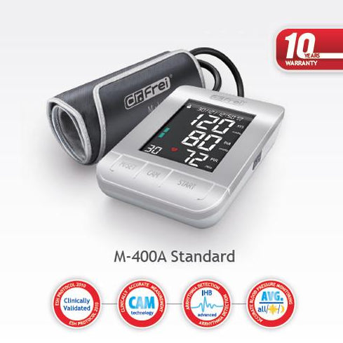 DR.FREI Blood Pressure Monitor M-400A