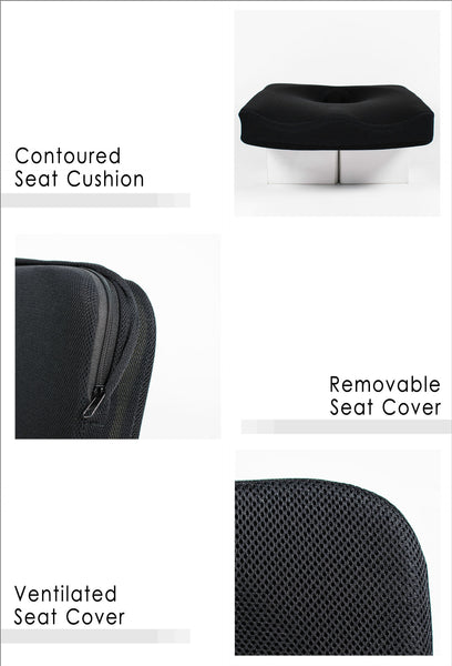 Seat cushion PU Foam 010 Features