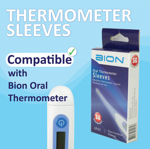 Compatible with BION Oral Thermometer LB100